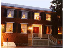 Gettysburg Bed and Breakfast - The Doubleday Inn B&B recommends touring the Schriver House Museum